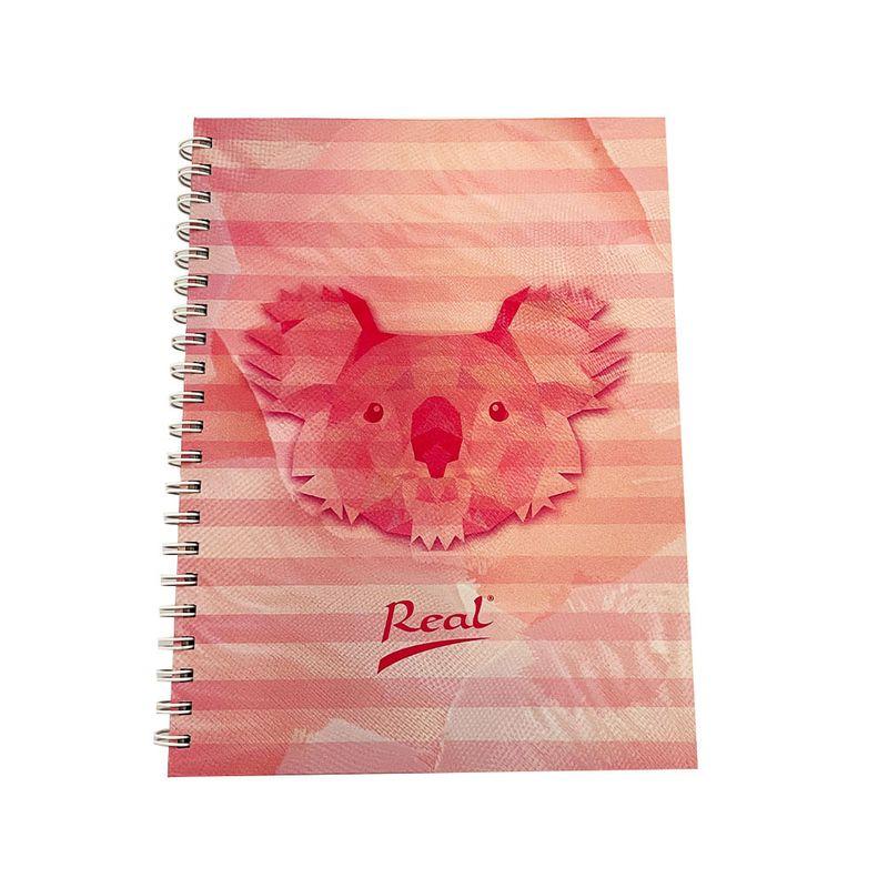 Cuaderno-espiral-A4-100hjs-cuadros-pasta-dura-Koala