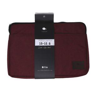 Estuche para Laptop 15 pulgadas - HEDGEHOG BRAND - Wine