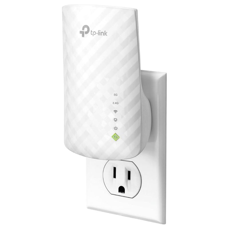 Extensor-de-Señal-Wi-Fi-Doble-Banda---TP-LINK---RE200